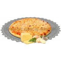 Пирог с грибами, картофелем и сыром 1200 гр