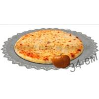 Осетинский пирог с тыквой «Насджын» 1200 гр