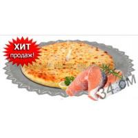 Осетинский пирог с сёмгой 1200 гр