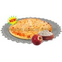 Осетинский пирог сладкий с яблоком и творогом1200 гр