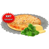 Осетинский Пирог с сыром и шпинатом 1200 гр.