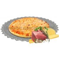 Осетинский пирог с мясом, сыром и грибами 1200 гр