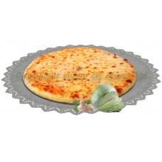 Пирог с грибами и капустой 1200 гр