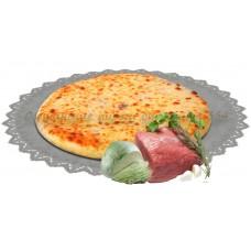 Осетинский пирог с мясом и капустой 1200 гр