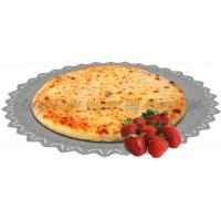Осетинский пирог сладкий с клубникой 1200 гр