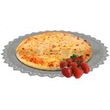 Осетинский пирог постный сладкий с клубникой 1200 гр