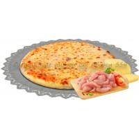 Пирог с индейкой и сыром 1200 гр