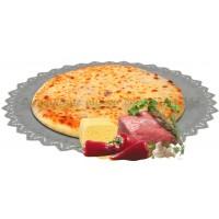 Мясо,сыр,грибы и болгарский перец 1200 гр