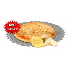 Пирог с картофелем и осетинским сыром «Картофджын» 1200 гр